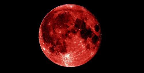 eclissi di luna settembre 2015