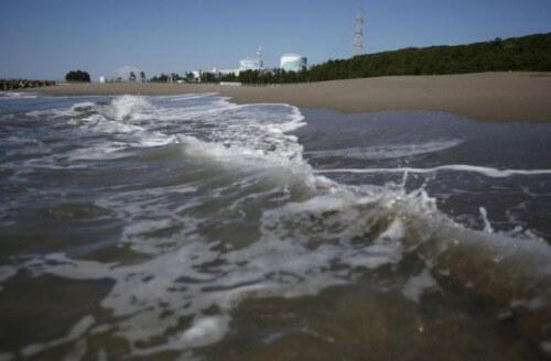 Iniziato lo sversamento di acque filtrate a Fukushima