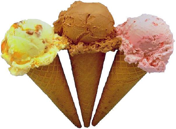 gelato che non si scioglie