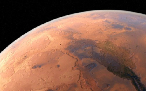 C'è acqua su Marte? Un tempo c'erano fiumi