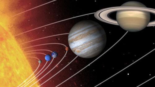 mercurio scontro terra