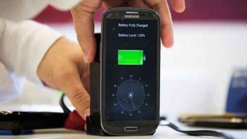 Caricare lo smartphone in 30 secondi? Nel 2016 sarà possibile