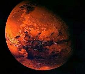 Su Marte c'erano degli oceani, ma non così grandi