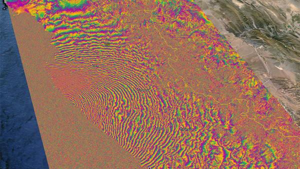 terremoto cile effetti