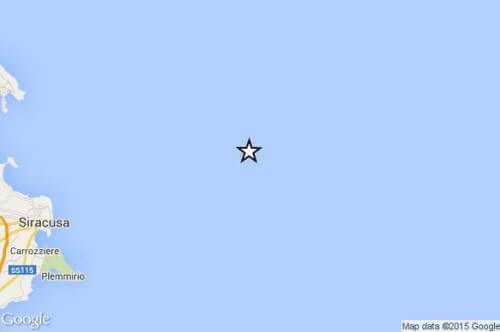 terremoto sicilia calabria 21 settembre