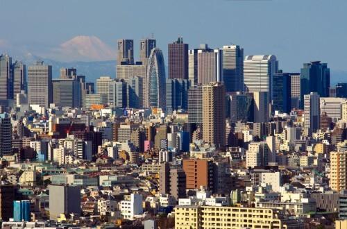 Scossa di terremoto a Tokyo