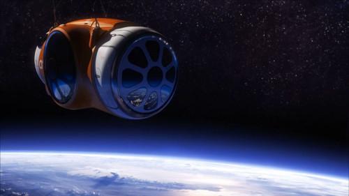 World View Experience mongolfiera viaggio spazio