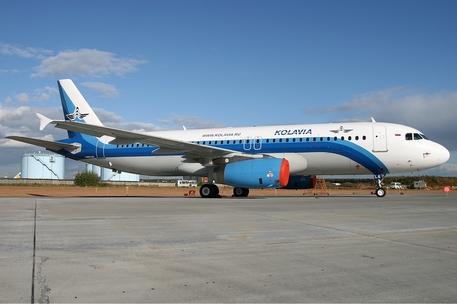 aereo russia precipitato