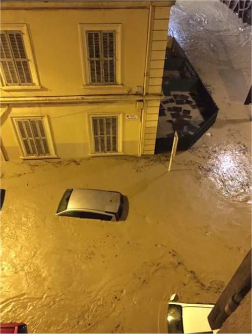 alluvione costa azzurra