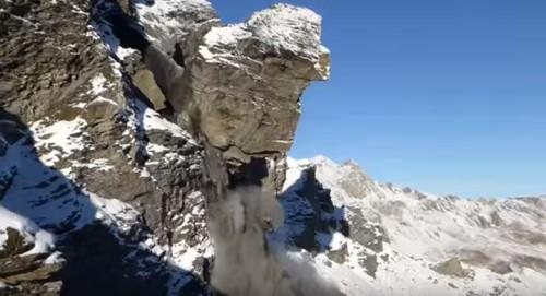 frana alpi