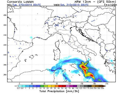 meteo sicilia fine settimana