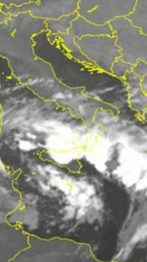 nubifragi sicilia