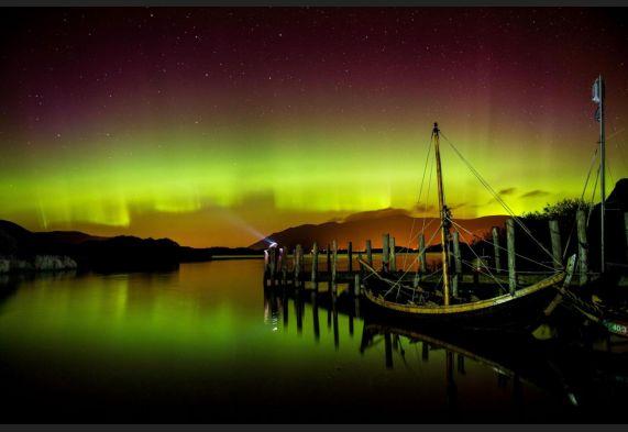 aurora boreale regno unito