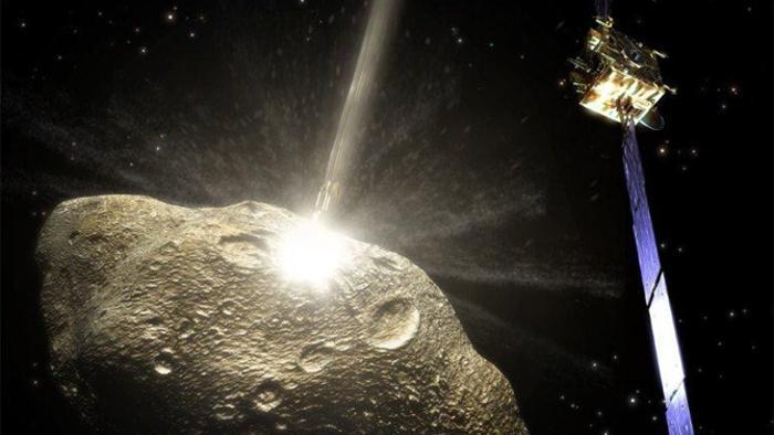 Risultati immagini per missione DART, asteroid