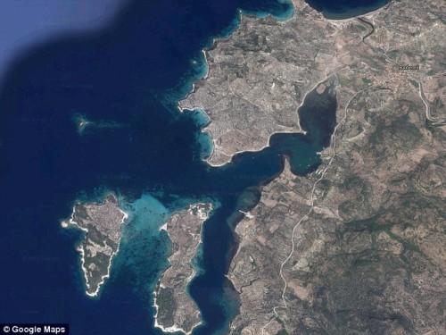 Antica Grecia, scoperta l'isola della battaglia di Arginuse tra Sparta ed Atene