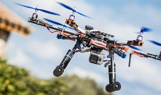 droni, i corrieri di domani
