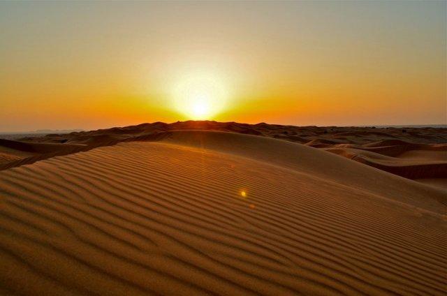 duna canto deserto