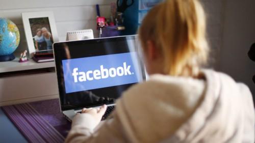 facebook depressione