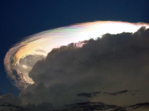 nuvola pileus