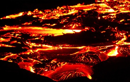 oceano di magma