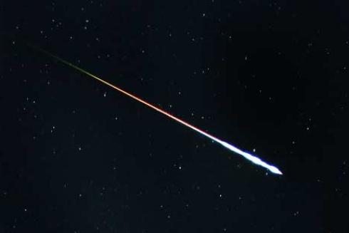 scia luminosa 1 novembre
