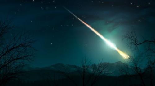 scia luminosa 6 novembre