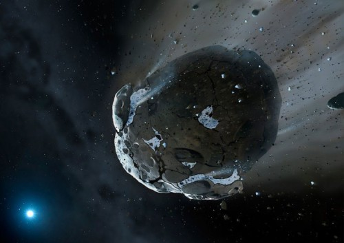 scoperto- nuovo asteroide