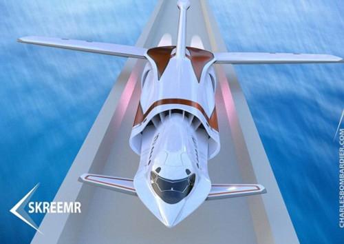 Skreemr, l'aereo supersonico dall'incredibile velocità