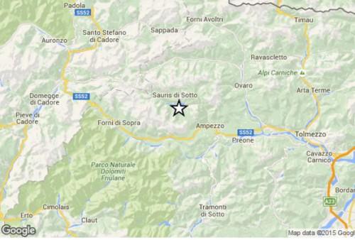 terremoto friuli venezia giulia