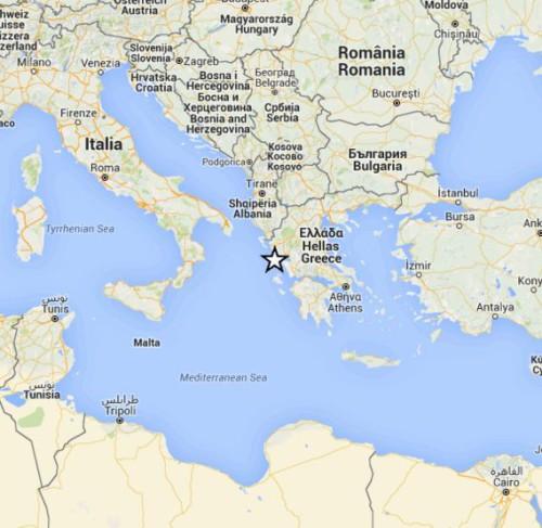 terremoto grecia 20 novembre s