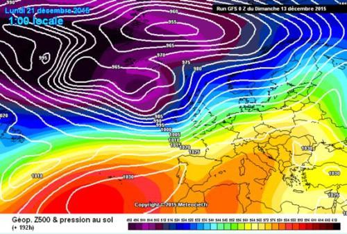 tendenza meteo prossimi giorni