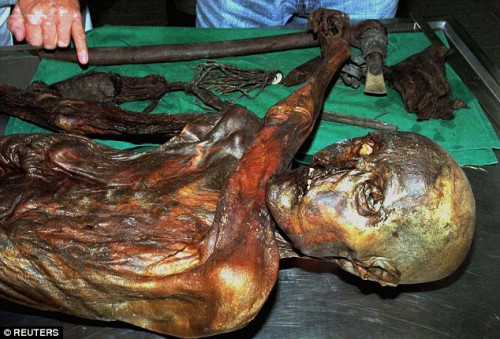 Mummia di Otzi
