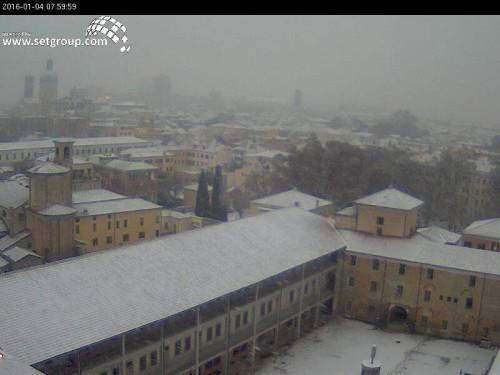 Neve a Padova