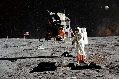 Nuova base lunare