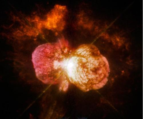 Stelle Eta Carinae