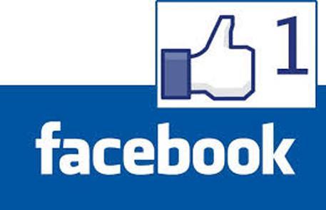 Il logo ''mi piace'' di Facebook. ANSA/ FACEBOOK   +++ NO SALES - EDITORIAL USE ONLY +++