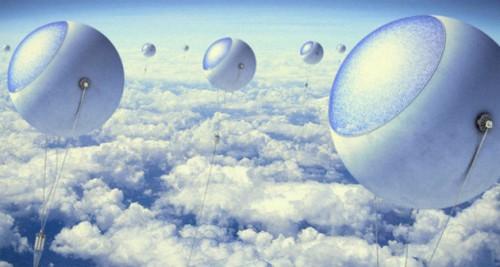 palloni fotovoltaici