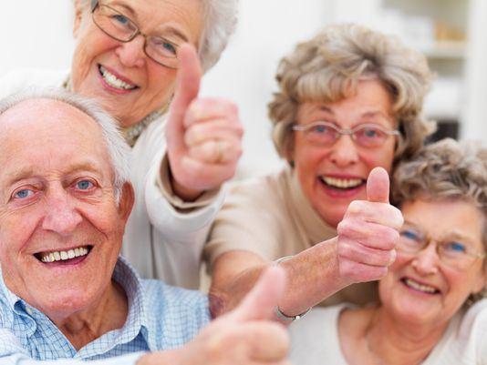 perdere peso anziani