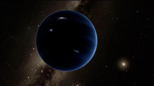 pianeta di ghiaccio