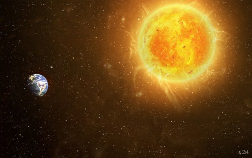 terra sole perielio