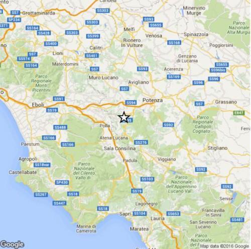 terremoto basilicata