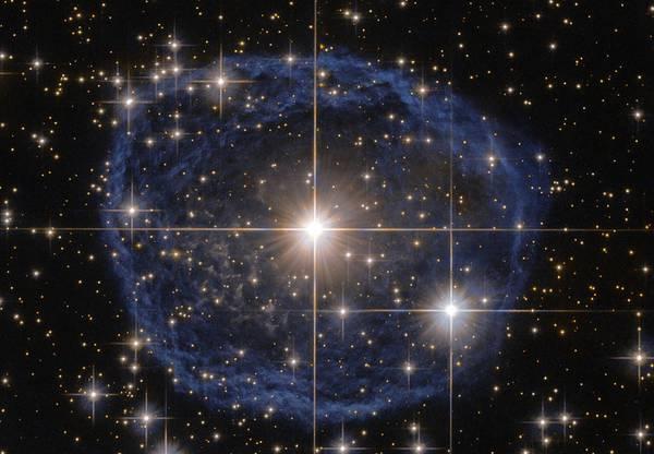 bolla di sapone stella