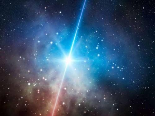 lampo spaziale