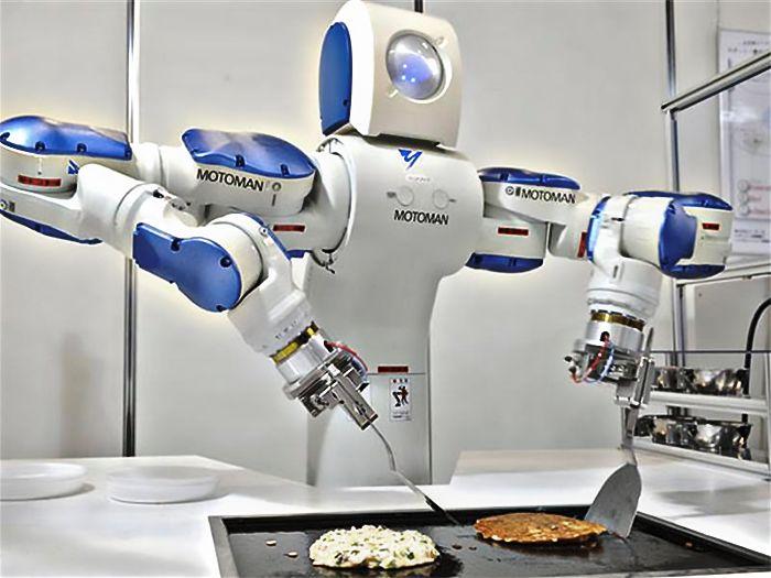 robot lavoro disoccupazione