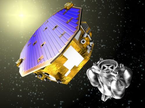 sonda Lisa Pathfinder
