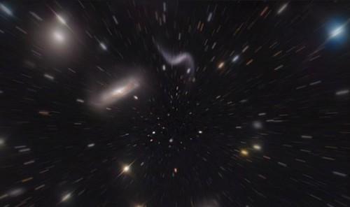 big rip fine dell universo