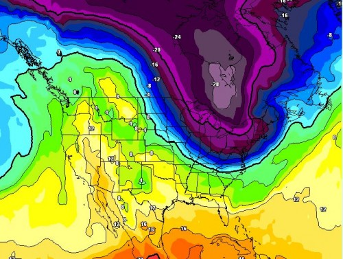 ondata di gelo Stati Uniti