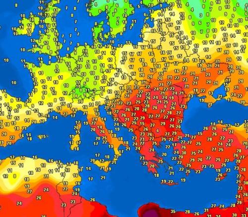 caldo Europa