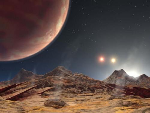 pianeta tre soli