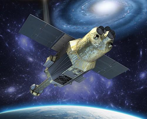 satellite Hitomi